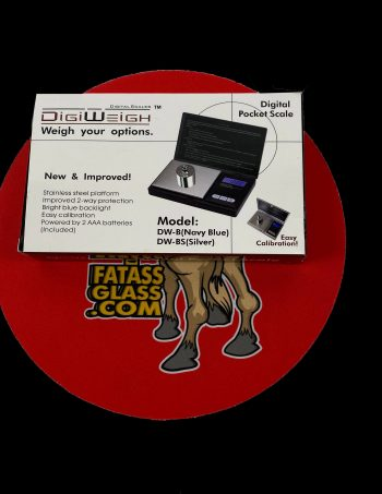 Digiweight .1 pocket scale