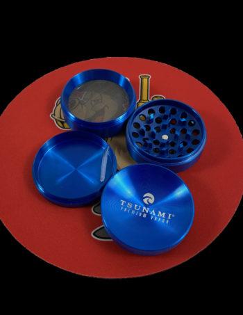 tsunami blue grinder
