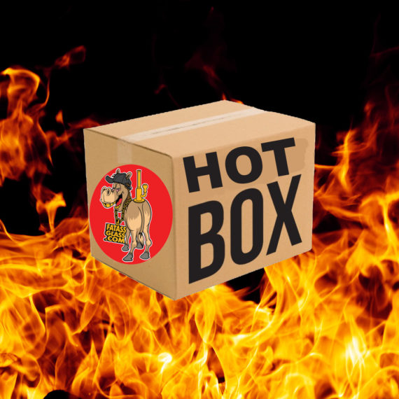HOT Box monthly subscription smoke box