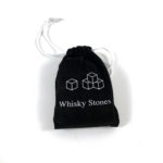 whiskey stone bag