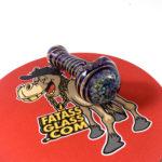 glass spiral bowl pipe