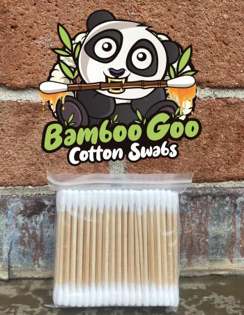 bamboo goo cotton swabs