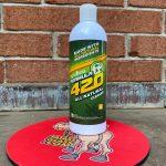 all natural bong cleaner formula 420